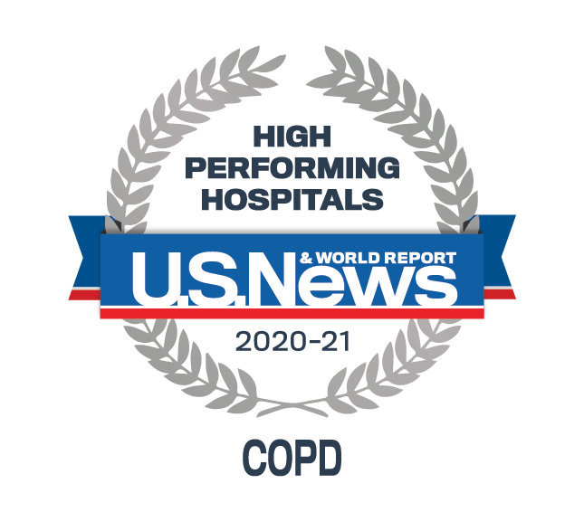 High-Performing Hospitals - COPD