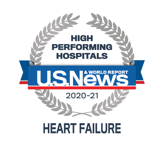 High-Performing Hospitals - Heart Failure