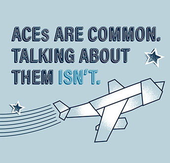 ACEs are common. Talking about them isn't.