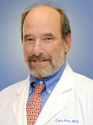 Cary M Finn, MD Headshot