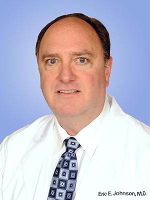 Eric E Johnson, MD Headshot