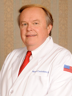 Mark A Castellaw, MD Headshot