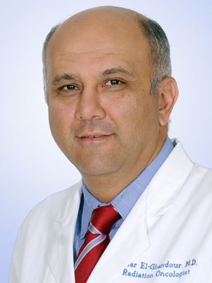 Omar Ghandour, MD Headshot
