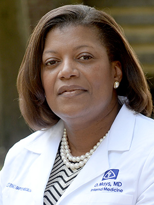 Owita Renee Mays, MD Headshot