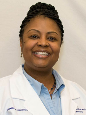 Racquel Dionnesia Spencer, MD Headshot