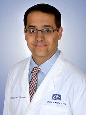 Shimon Menachem Harary, MD Headshot