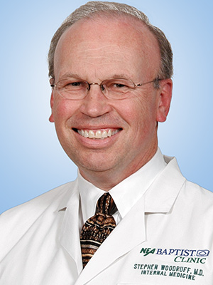 Stephen O Woodruff, MD Headshot