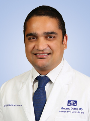 Gaurav Dutta, MD Headshot