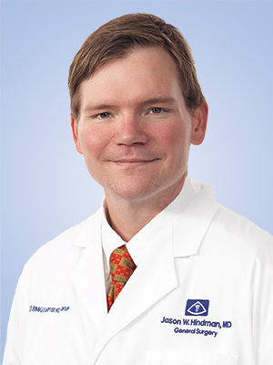 Jason Wayne Hindman, MD Headshot