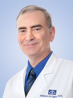 William H Light, MD Headshot