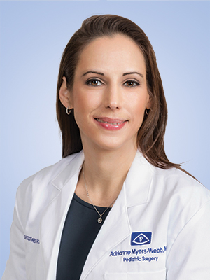 Adrianne Lee Myers-Webb, MD Headshot