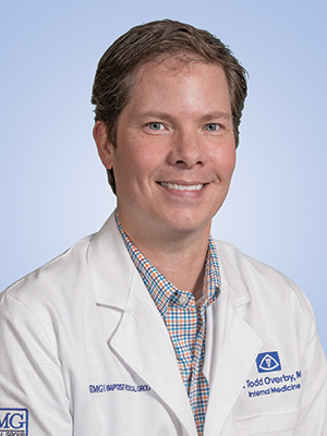 Steven Todd Overby, MD Headshot