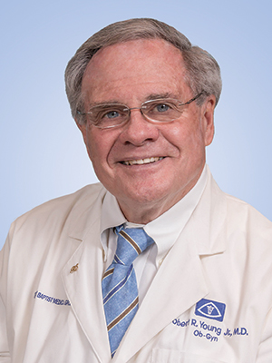 Robert R Young, MD Headshot