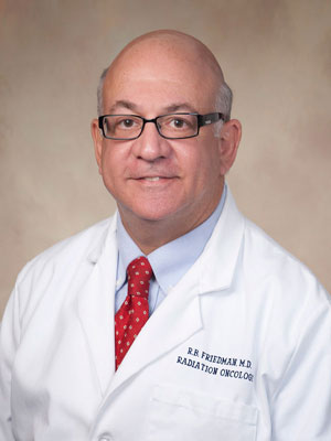 Richard Bruce Friedman, MD Headshot