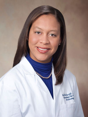Lori H Marshall, MD Headshot